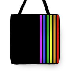 Geometric Art Tote Bag featuring the photograph Pride by Bill Owen