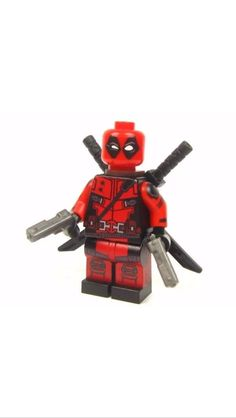 Lego Ryan Reynolds - Deadpool
