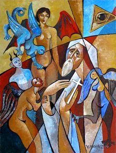 Vasiliy Myazin, Temptation