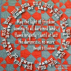Happy Independence Day, USA! Vintage hearts and gizzards quilt found in North Carolina. . . . #freedom #independenceday #4thofjuly #quilt #quilting #patchwork #quiltville #bonniekhunter #vintagequilt #antiquequilt #deepthoughts #wisewords #wordsofwisdom #quiltvillequote #inspiration