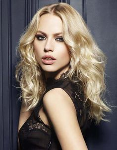 Natural hair texture 2014