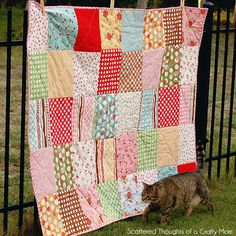 First time quilters tips