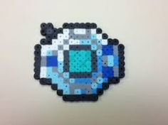 Resultado de imagen de hama beads digimon