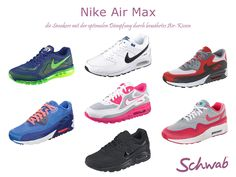 Viele verschiedene #Nike #Air #Max für Damen, Herren und den Nachwuchs
