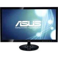 Monitor ASUS VS228H-P 22-Inch Full-HD 5ms LED-Lit LCD Monitor #Monitor #ASUS