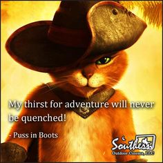 Movie Quote - Puss and Boots