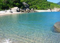 Islas Cies aguas cristalinas