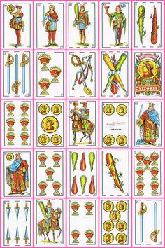 Cartón pokino 8 #pokino #poquino #cartas #baraja #barajaEspañola