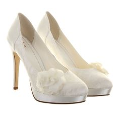 Rainbow Else Mimosa - Wedding Shoes - Crystal Bridal Accessories