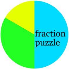 Unit Fractions Puzzle
