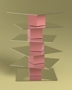 Ζachary Νorman, 'Obliteration - Disruptive patterning'..