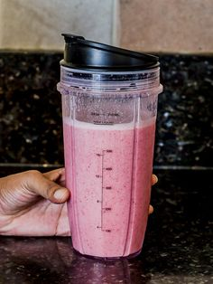 cranberry orange banana smoothie recipe