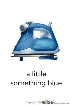 The Oliso SmartIron is the only iron that lifts itself - making ironing safer, faster, easier, and dare we say - more fun! Add to your wedding registry at Amazon or Bed Bath and Beyond!