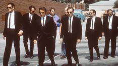 7 Things You Don't Know About 'Reservoir Dogs,' as Told by Quentin Tarantino and the Cast Movie Trivia, Movie Facts, I Movie, Reservoir Dogs, Quentin Tarantino, Steve Buscemi, Pearl Harbor, Chris Penn, War Dogs
