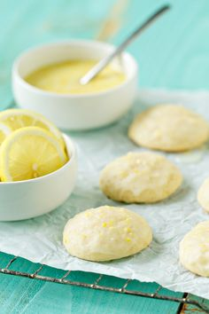 Lemon Ricotta Cookies Photo | My Baking Addiction