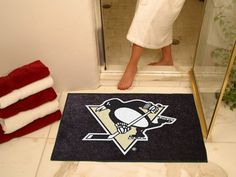 The Pittsburgh Penguins NHL All Star Mat