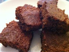 Healthy, Paleo, Gluten Free Brownies! one of the easier recipes