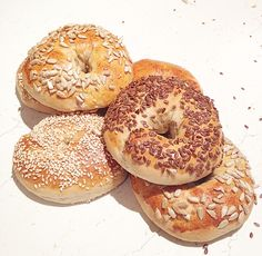 Bagels Bagels, Bread, Food, Breads, Hoods, Meals, Bakeries