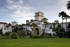 Santa Barbara Courthouse