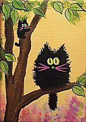 cynthia schmidt cranky cats   Cynthia Schmidt