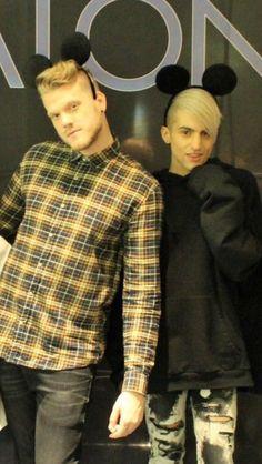Scott and Mitch | Pentatonix