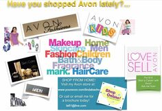 Avon has something for everyone in the family! Get FREE Shipping on orders of $15+ Coupon Code: HIAGAIN www.youravon.com/lindabacho