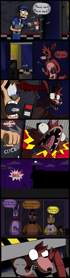 Five Nights at Freddy's part 4 by Bitkade on DeviantArt