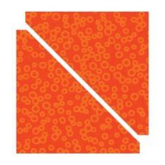 """Sizzix- """"Half-Square Triangles, 4 1/2"""" Assembled Square"""" Bigz FABI 657613"""
