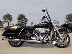 2013 Harley-Davidson Touring ROAD KING FLHR