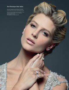 Larsen Jewellery features in the latest issue of @completeweddingmagazine Melbourne!