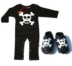 Jolly Roger Gift Set (Black)