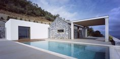 Gallery - Villa Melana / Valia Foufa + Panagiotis Papassotiriou - 8
