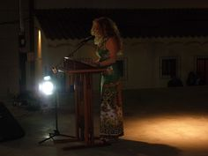 Pregón de fiestas de El Bonillo (Albacete). Ha sido el primer pregón que he dado en mi vida y fue emocionante para mí.