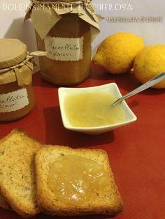 Marmellata di limoni ricetta confettura