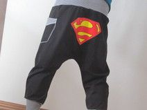 sarouel *superwoman*