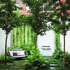 Quiet private retreat from TREND magazine.