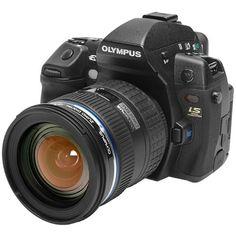 Olympus Evolt E-3 10.1MP Digital SLR Camera with Mechanical Image Stabilization + Olympus Zuiko 12-60mm f/2.8-4.0 Digital ED SWD Lens