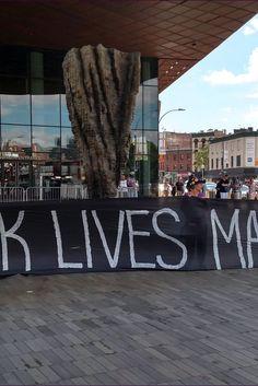 Surveillance Of Black Lives Matter Movement Recalls COINTELPRO Tactics