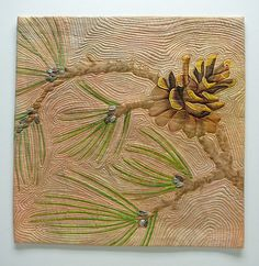 Nancy Cook - Fiber Art, Mixed Media and Art Quilts - Portfolio: Collections and Commissions