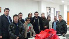 Για άλλη μια χρονιά, προσφορά ρούχων, φαρμάκων, τροφίμων και παιχνιδιών σε ιδρύματα και ορφανοτροφεία από την ΟΝΝΕΔ και τις Οργανώσεις Λεκανοπεδίου Αττικής.