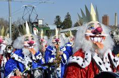 Carnaval in Basilea (Suiza)