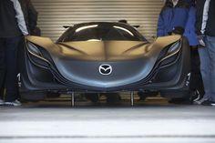Mazda Furia. What the heck? Amazing.
