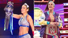 Photos: Every Superstar who won championships in NXT and WWE Bayley Nxt, Star Wars, Wwe Champions, Raw Women's Champion, Wwe Womens, Wwe News, Wwe Photos, Wwe Superstars, Mma