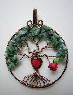 árbol de alambre