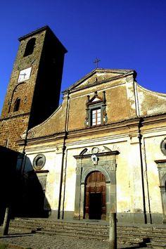 Italy - Lazio - Bagnoregio (Viterbo) - Chiesa di San Donato | by © jan 1968