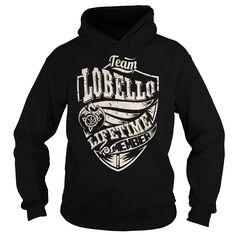 Team LOBELLO Lifetime Member (Dragon) - Last Name, Surname T-Shirt