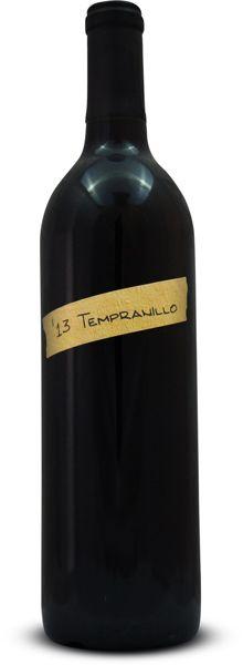Temparanillo 2013   Artisan Awards