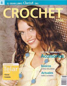 Clarín Crochet 2006 Nº 8 - Alejandra Tejedora - Picasa Web Albums