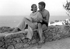 En 1965, Romy Schneider rencontre à Berlin l'acteur et metteur en scène Harry Meyen (photo). Enceinte, elle l'épouse en 1966.