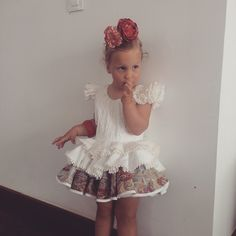 Martuchita#kids#bambole#flamenca